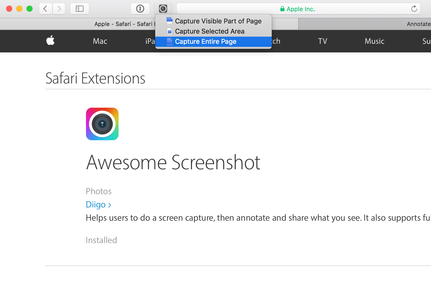 Full Page Screenshots In Browsers Css Tricks