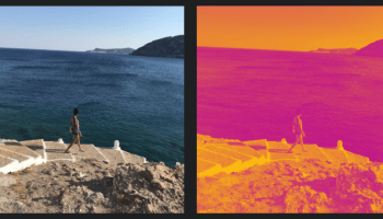 using svg to create a duotone effect on images