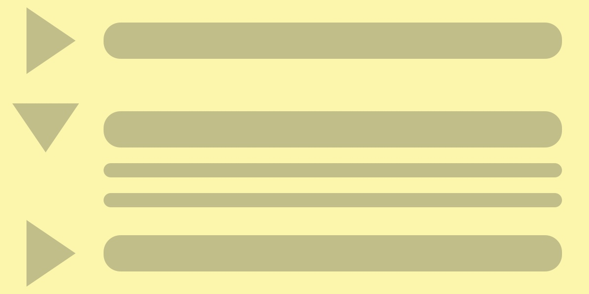 Quick Reminder that Details/Summary is the Easiest Way Ever to Make an Accordion | CSS-Tricks
