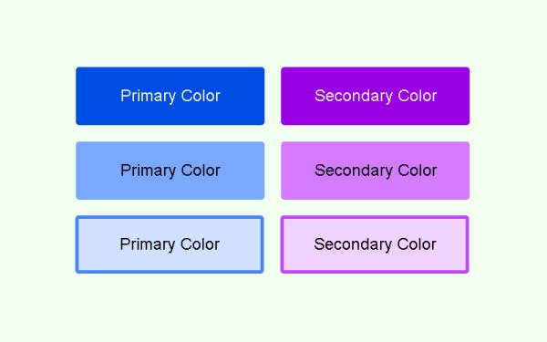 Switch font color for different backgrounds with CSS CSS