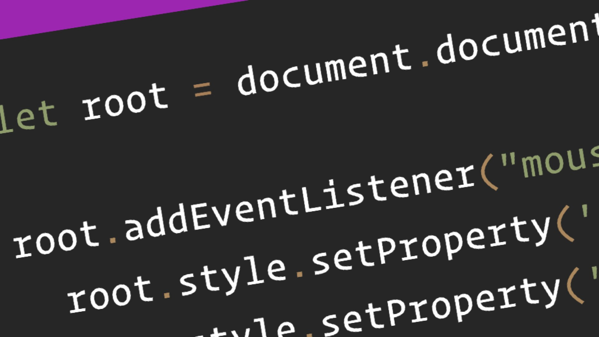 Updating a CSS Variable with JavaScript
