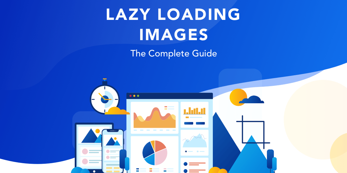Lazy loading infographic preview.