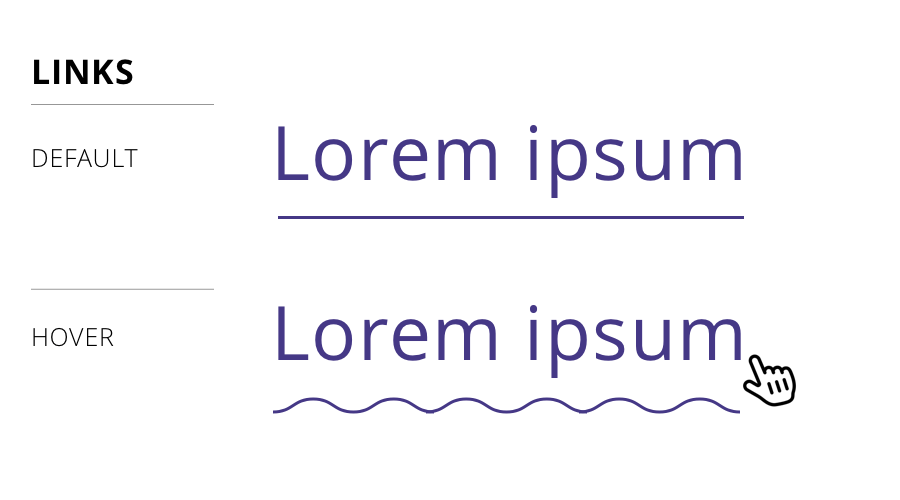 Having Fun With Link Hover Effects Css Tricks