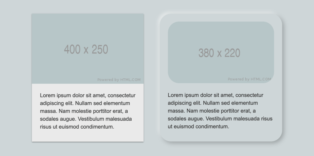 Neumorphism and CSS