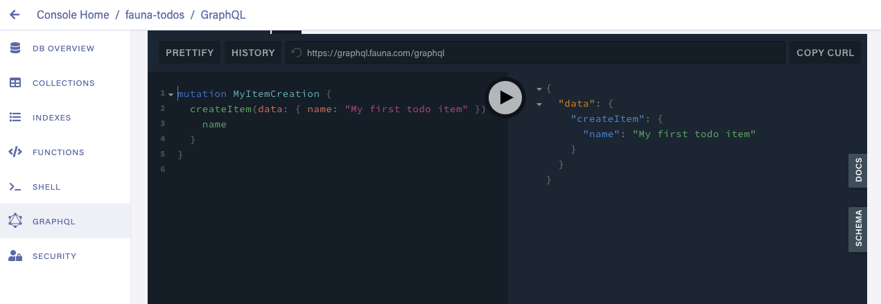 A Complete Walkthrough of GraphQL APIs with React and FaunaDB