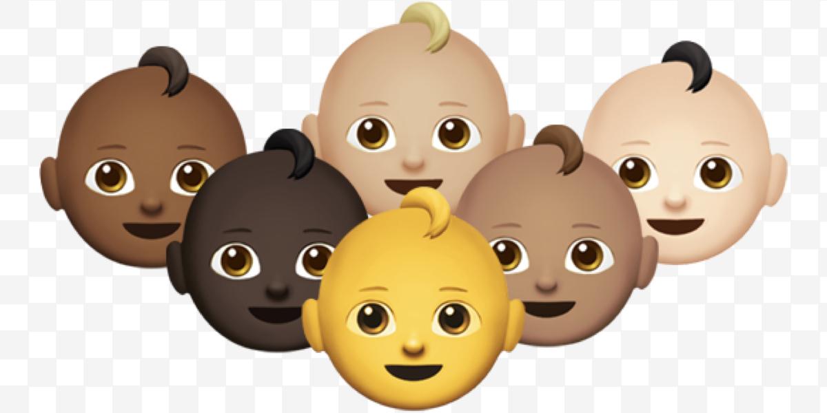 Changing Emoji Skin Tones Programmatically 3