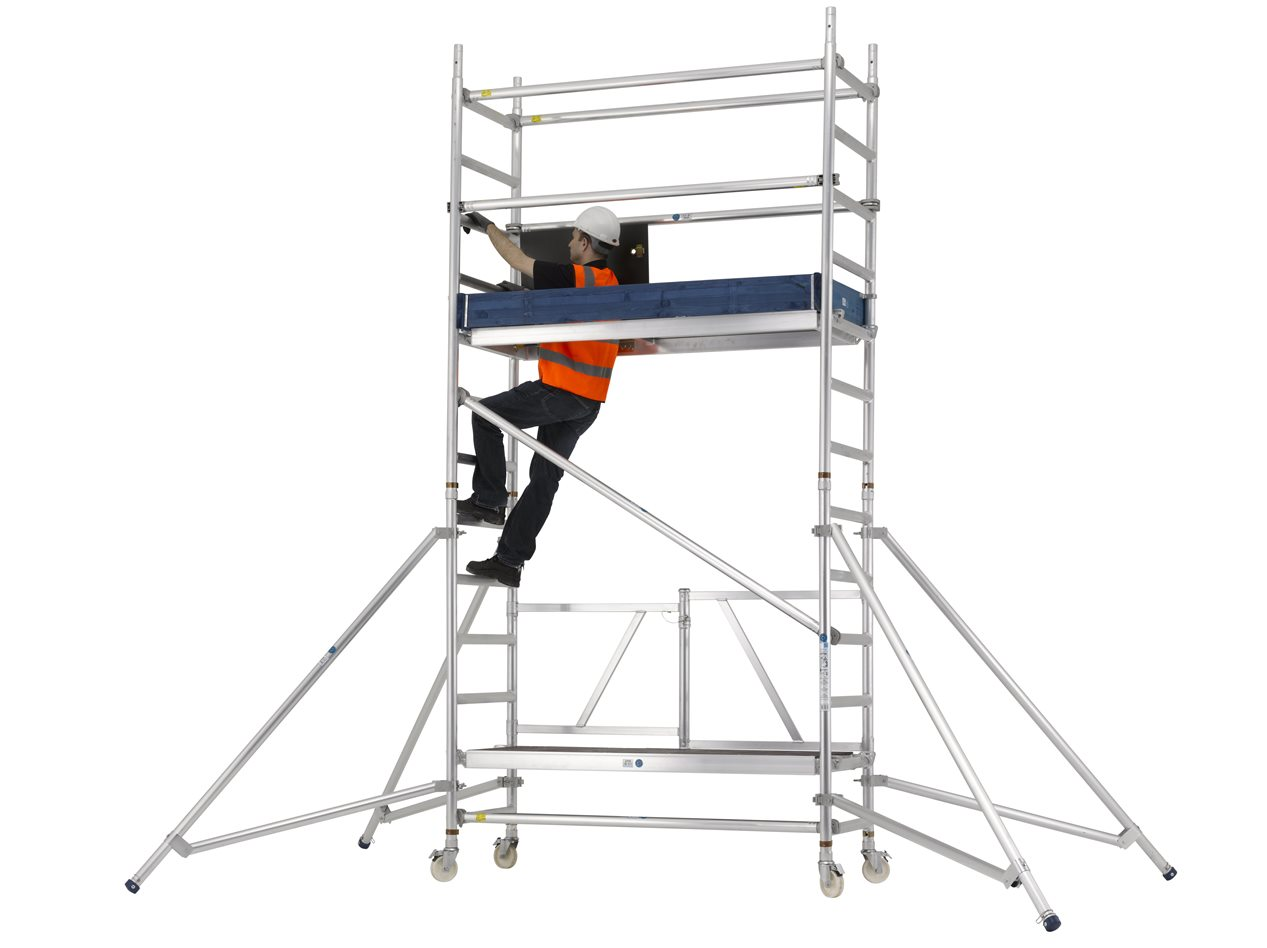 Zarges Reachmaster Mobile Scaffold Tower Css Worksafe