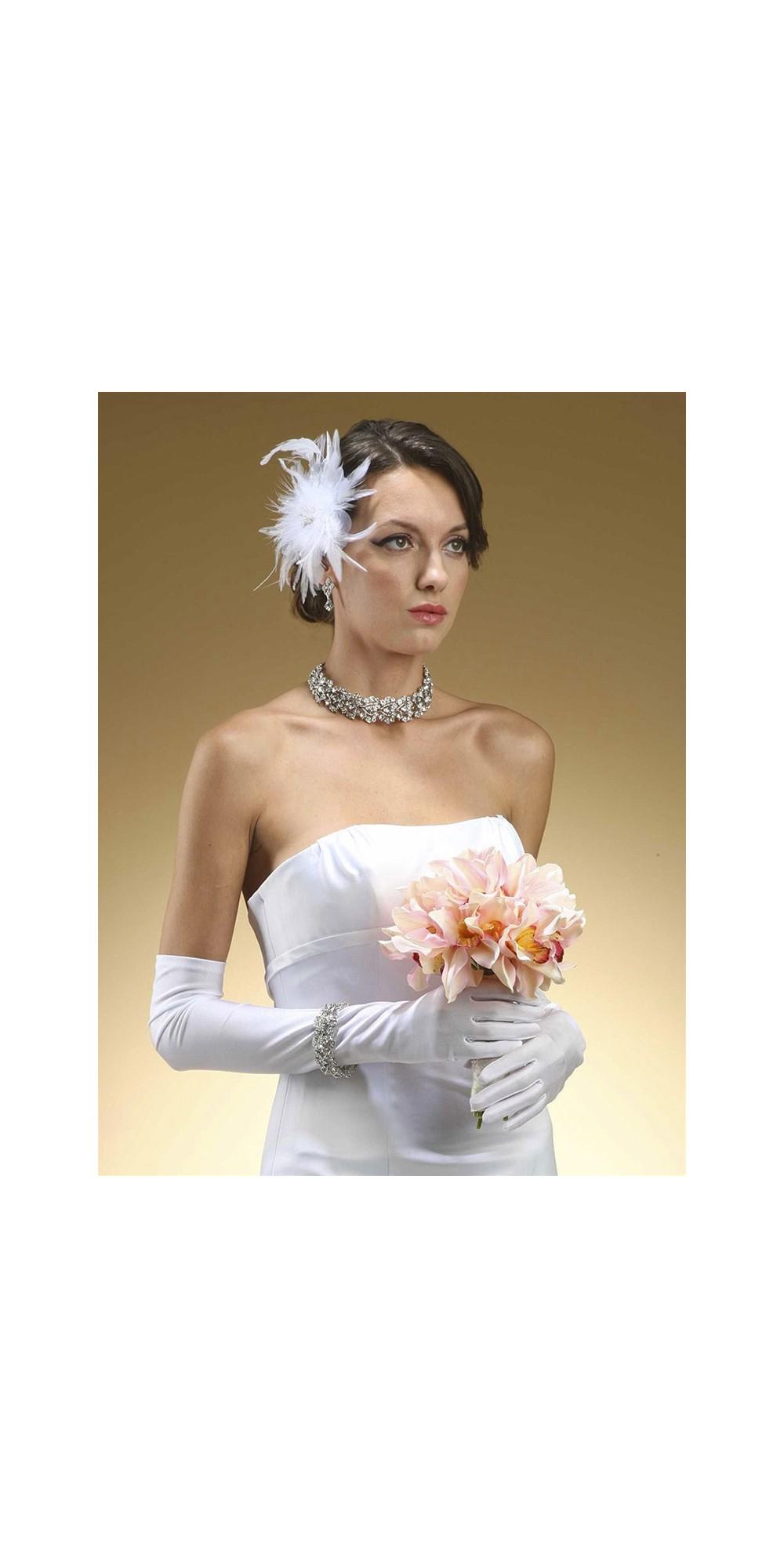 Satin Flats Bridal