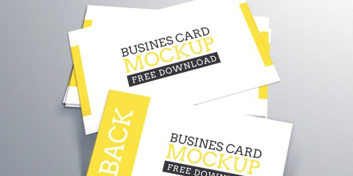 30 high quality free business card mockup psd gfx hustle free business card mockup template reheart Image collections