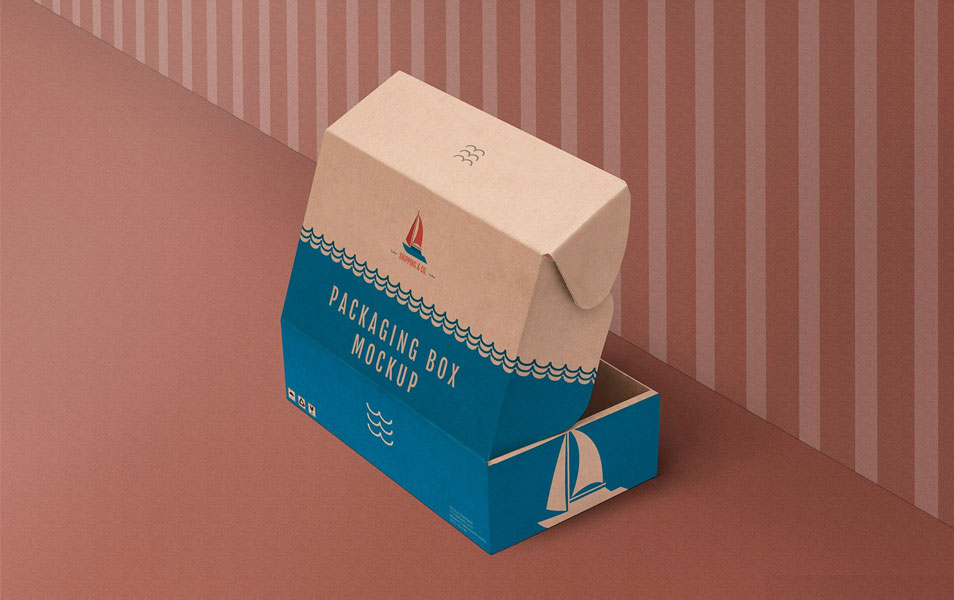 Download Free Product Box Mockup » CSS Author
