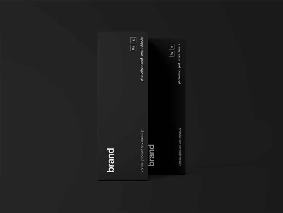 Download 2 Vertical Product Boxes Mockup » CSS Author