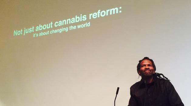 Beyond Cannabis