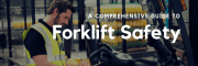 A Comprehensive Guide To Forklift Safety