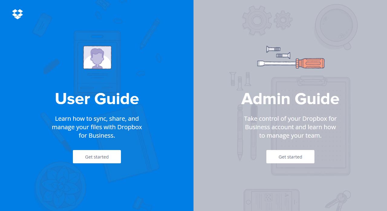 Dropbox - Guide