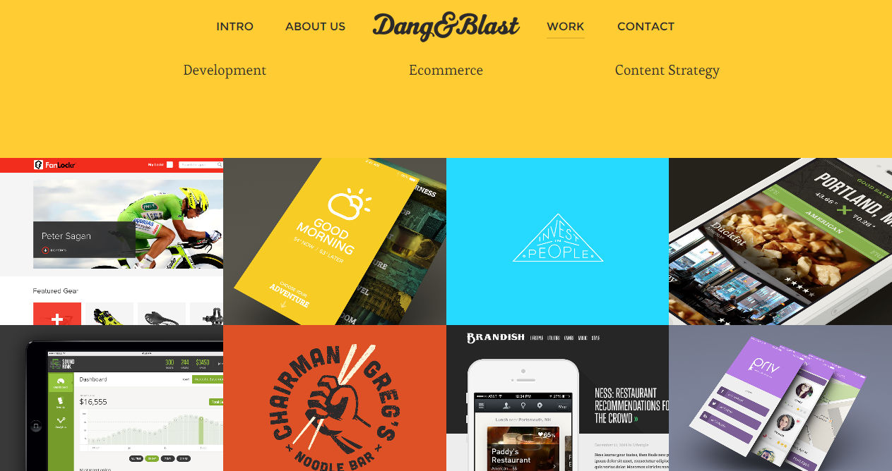 Dang & Blast