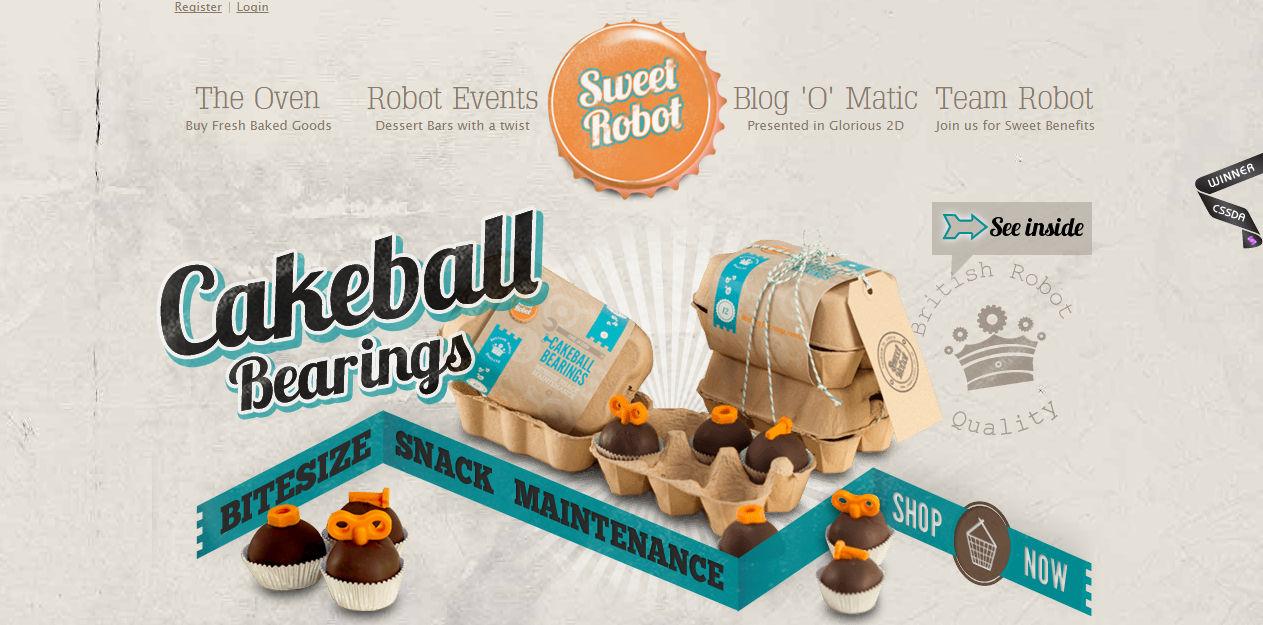Sweet Robot Bakery
