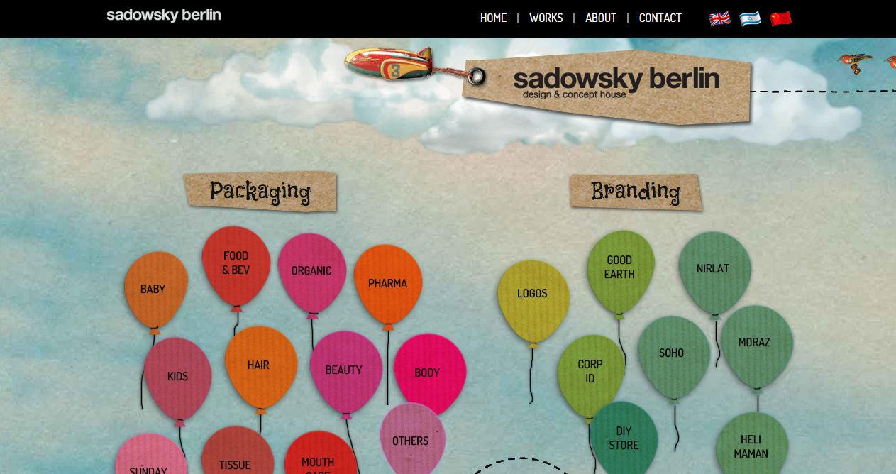 Sadowsky Berlin Branding
