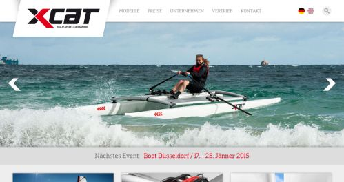 X-Cat – Multi Sports Catamaran