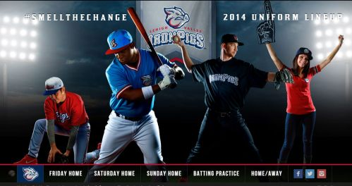 Smell the Change-LV Iron Pigs