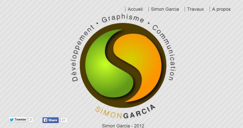 simon garcia's portfolio