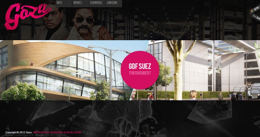 Gozu Portfolio