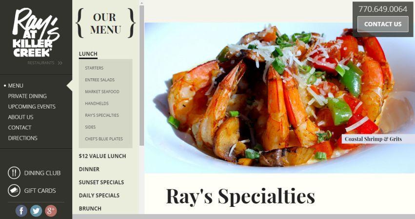Rays Restaurants