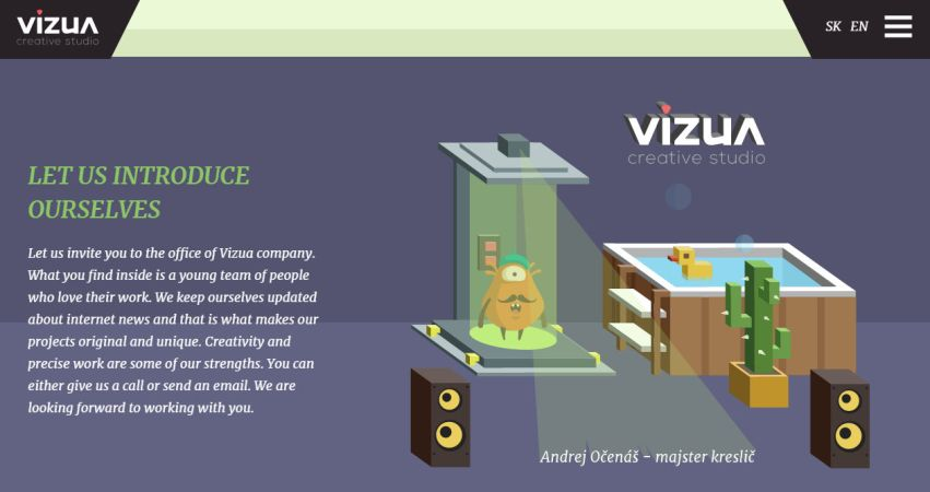 Vizua Creative Studio
