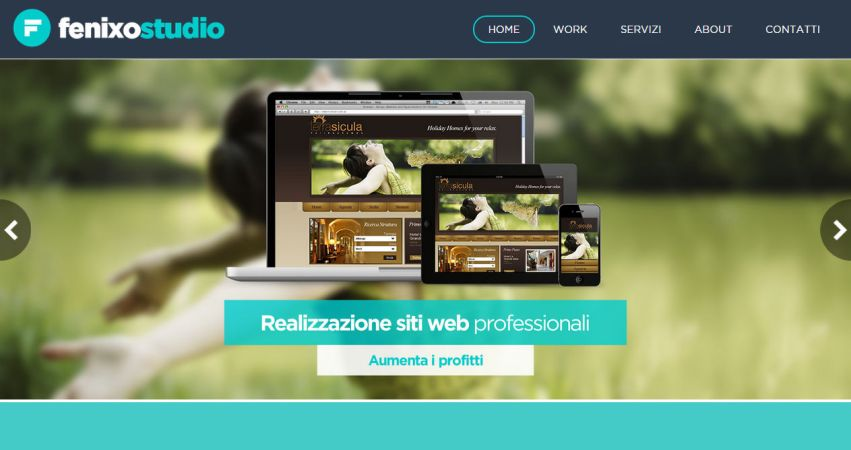FENIXO STUDIO Web Agency