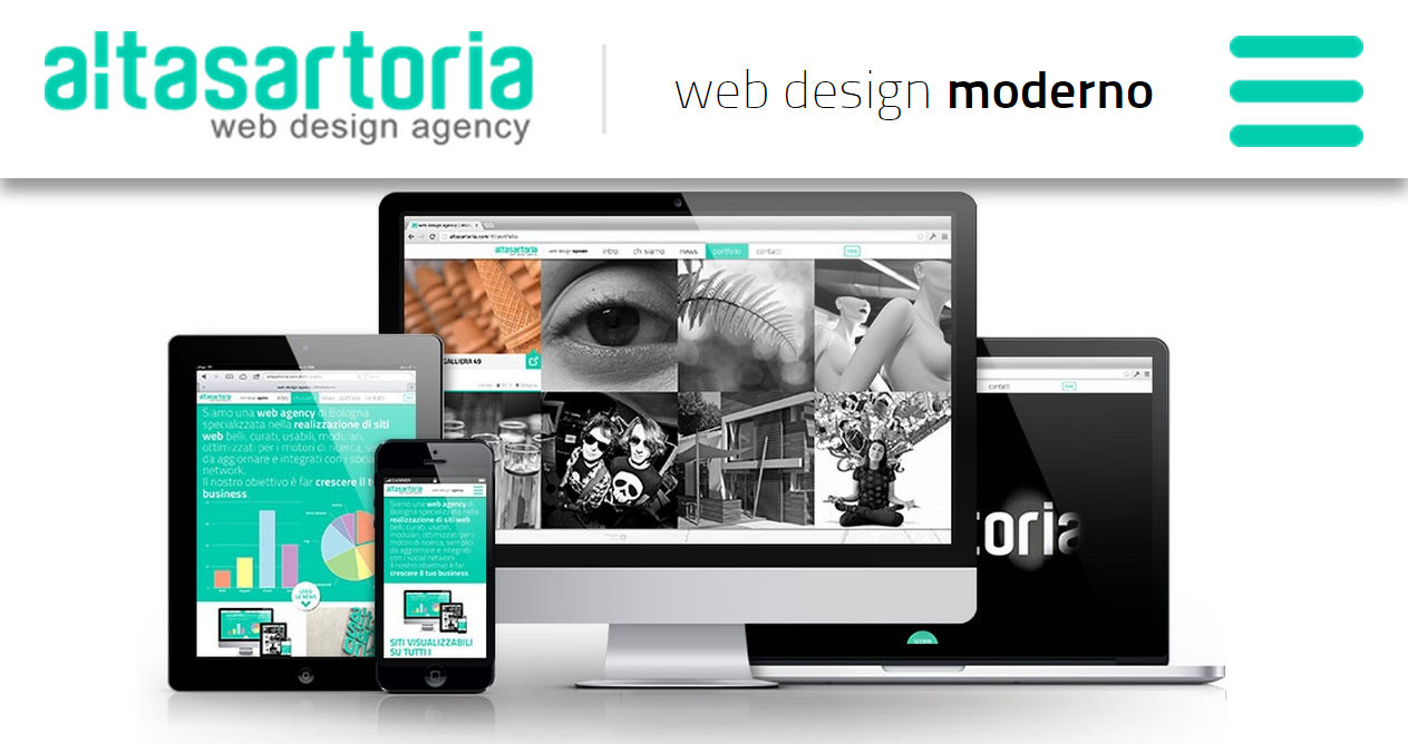 Alta Sartoria web agency