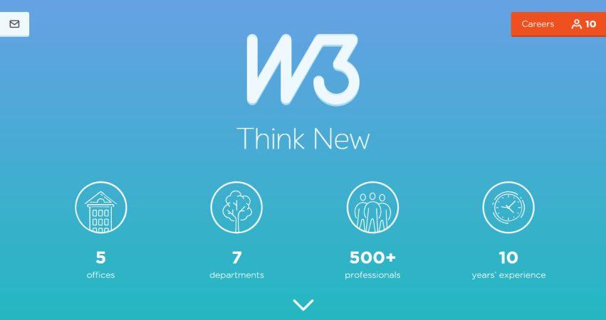 W3 Think New