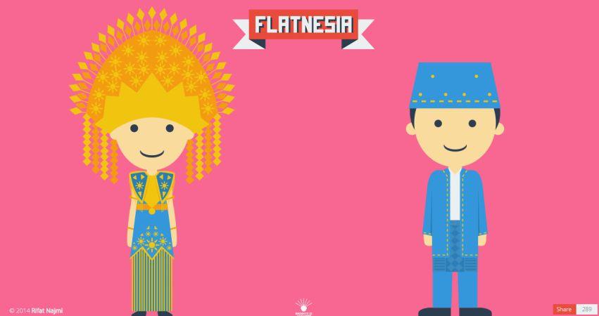 Flatnesia