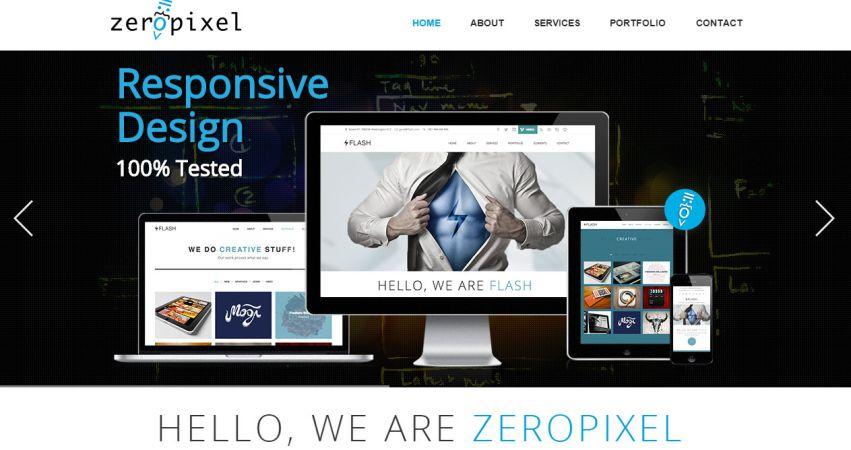 Zeropixel Studio