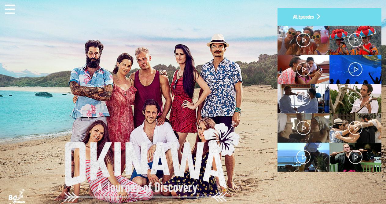 OKINAWA : Journey of Discovery