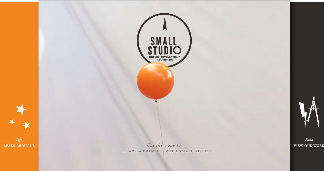 Small Studio Website