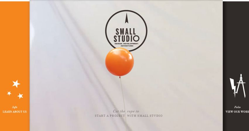 Small Studio Website