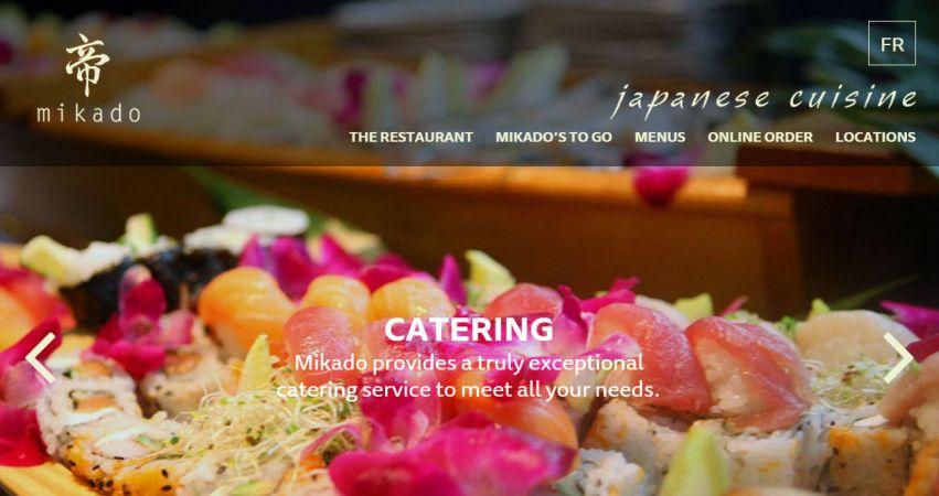 Mikado Montreal Japanese Restaurant