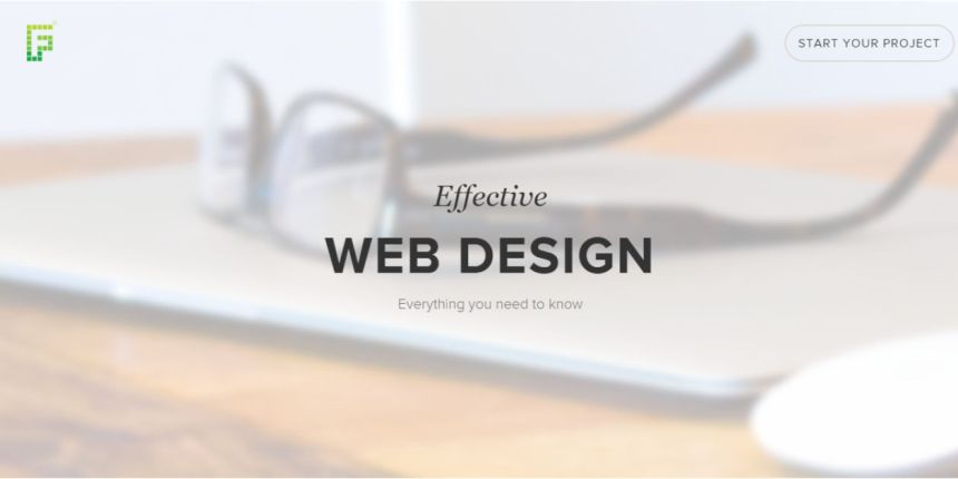 Effective Web Design