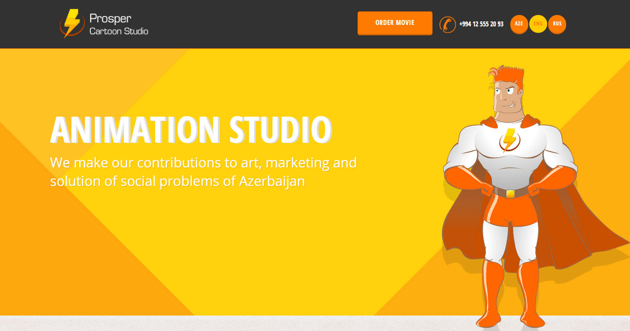Prosper Cartoon Studio