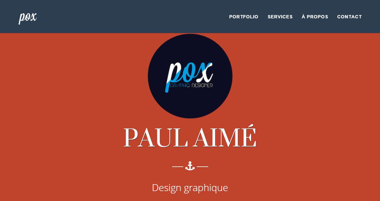 POX Graphic Designer