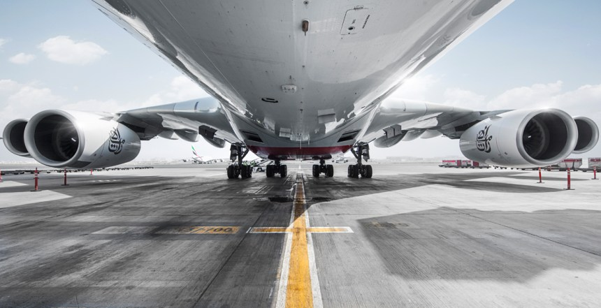 Dubai Airports Review