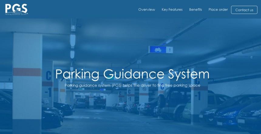 Parking Guidance & Management System