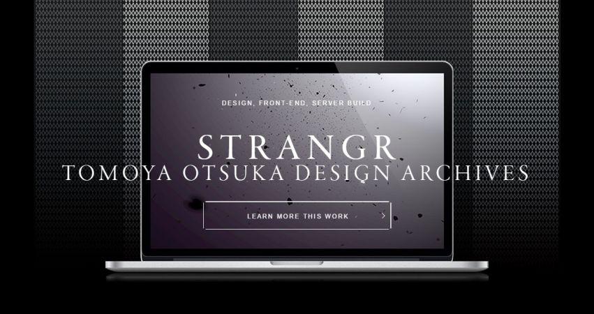 Strangr Tomoya Otsuka Design Archives