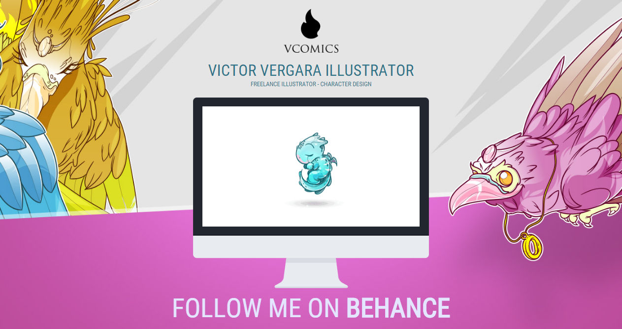 Victor Vergara Illustrator