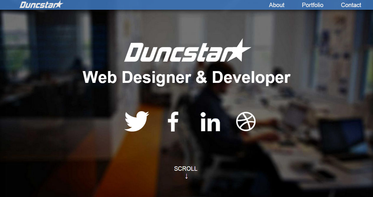 DuncStar Web Design