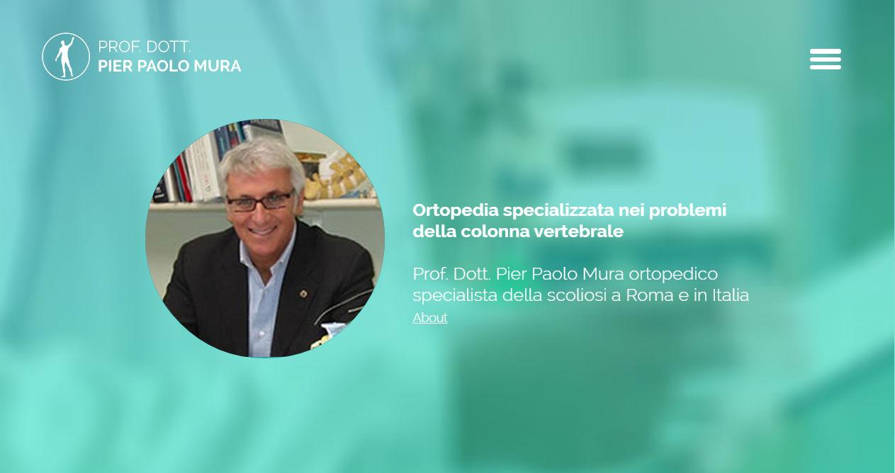 Professor Pierpaolo Mura