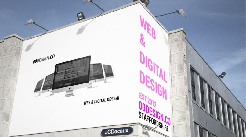 00 Design | Staffordshire WebDesign, Marketing & Branding