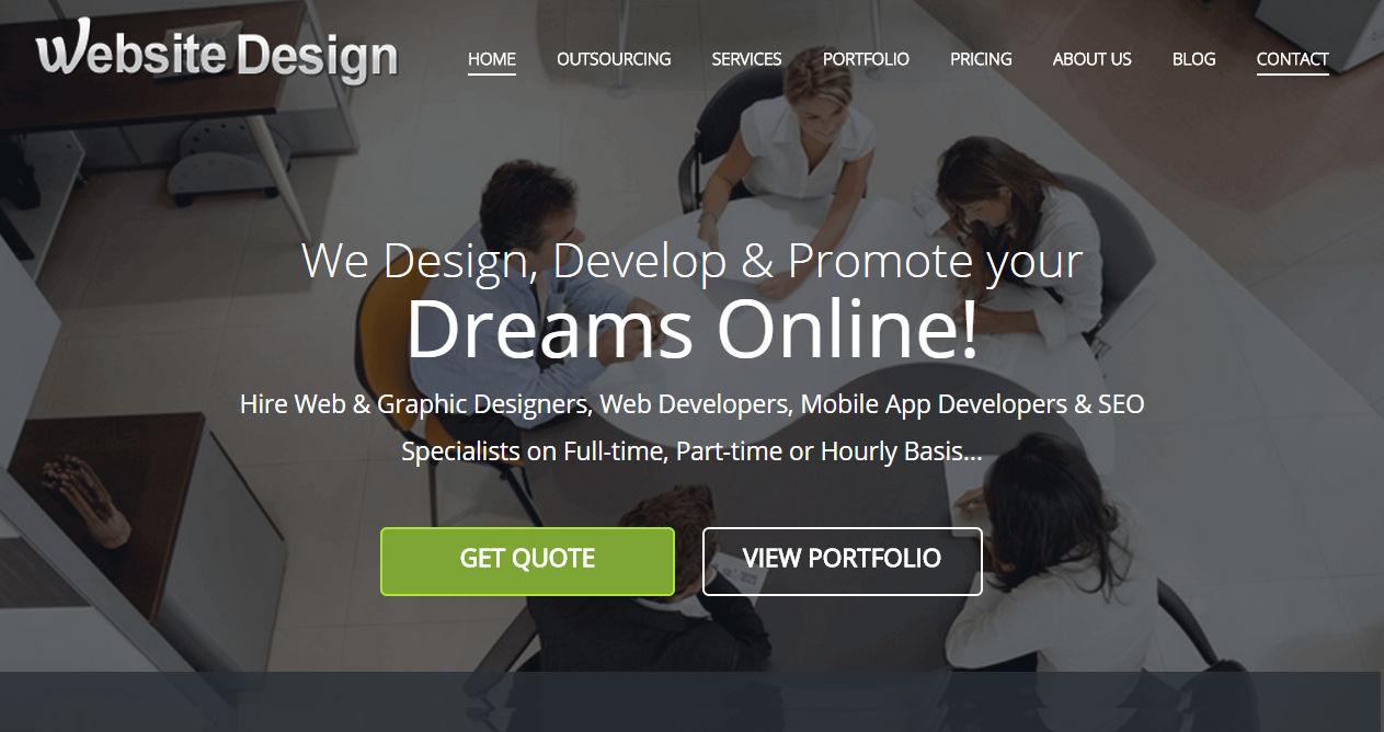 Web Designing Company Kolkata