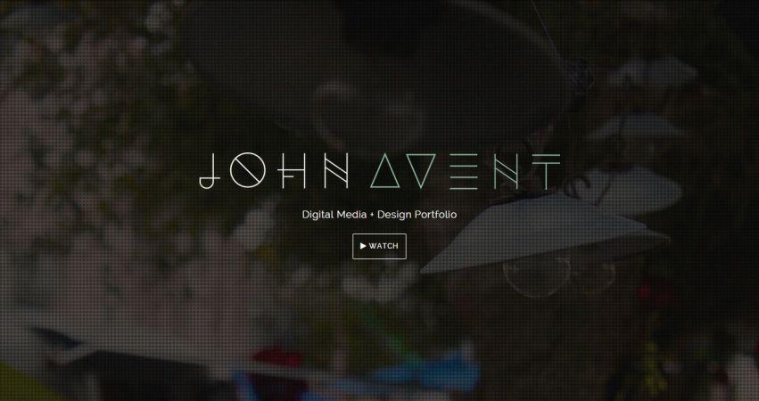 John Avent Portfolio