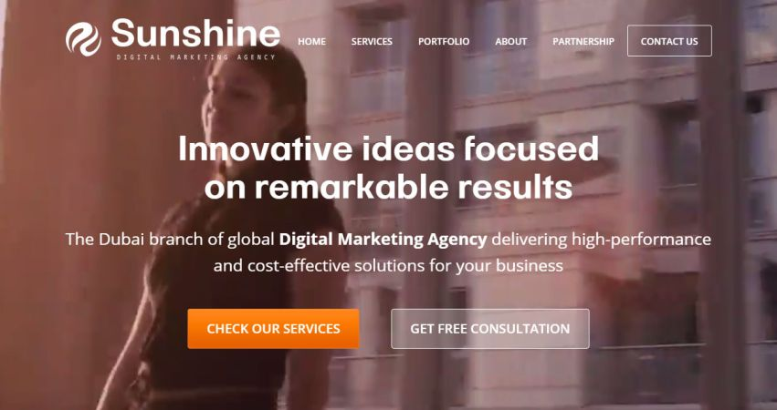 Sunshine Digital Marketing Agency