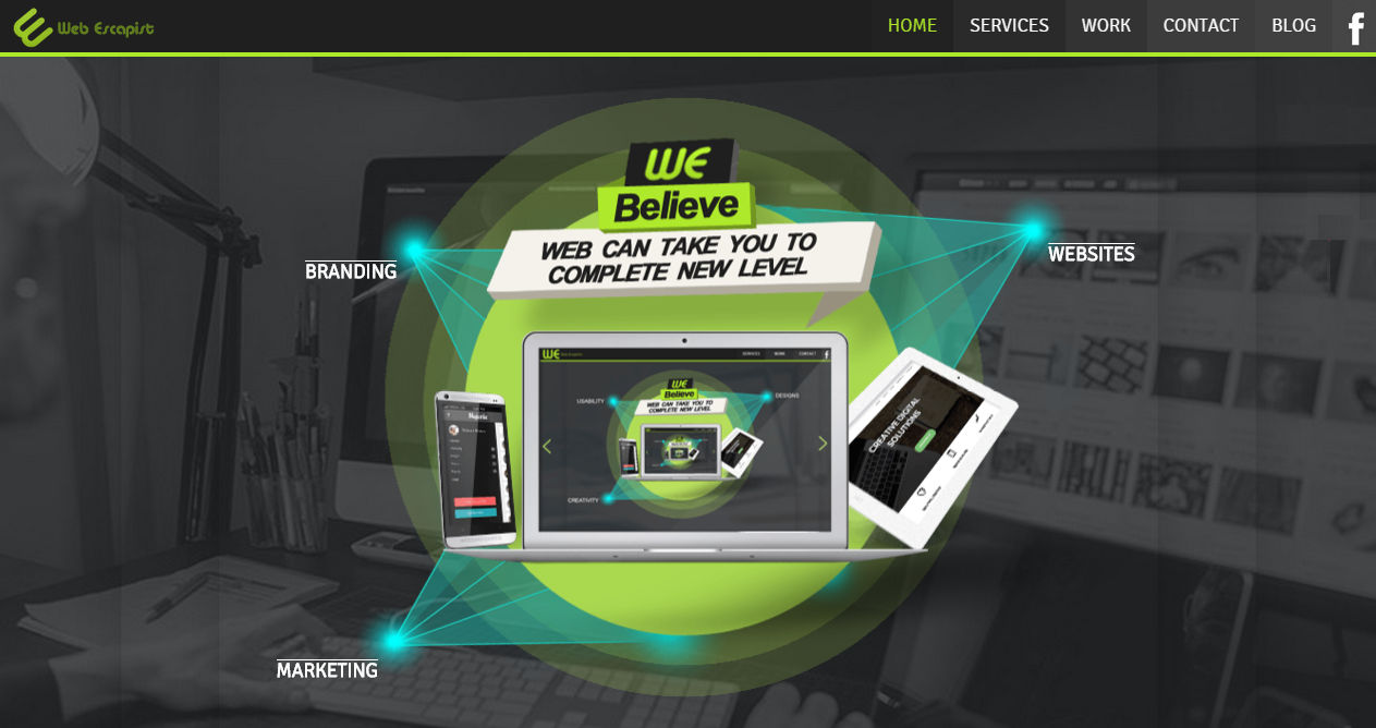 Website Designing Firm